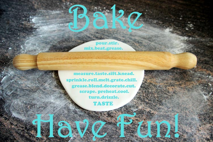 Baking Picture Rolling Pin
