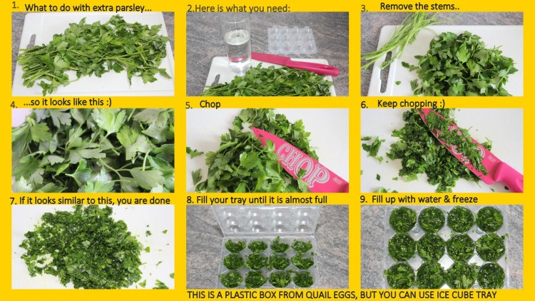 Kitchen Tricks – Greens