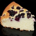 Simple Blueberry Cake