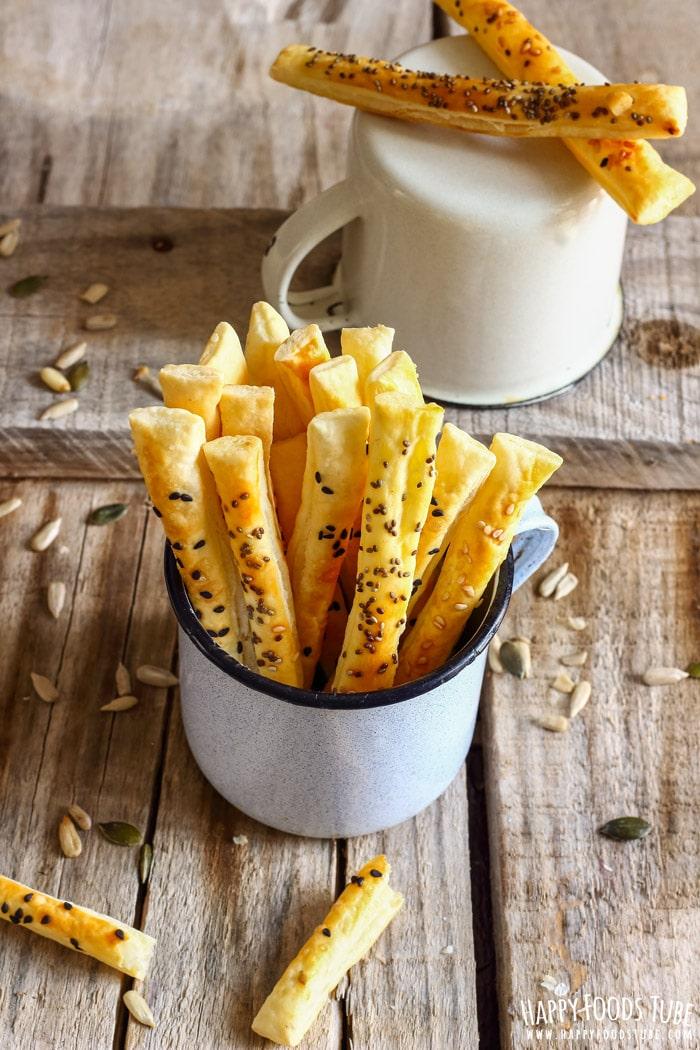 Easy Homemade Breadsticks Pic