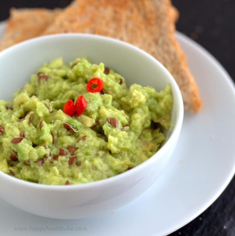How to make Avocado Dip Spread {Video}