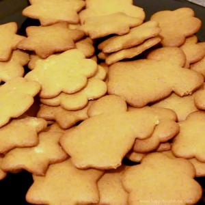 Christmas Cookies Without Ginger Recipe