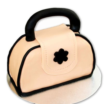 How to make a Handbag Cake (Video)
