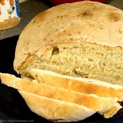How to make a Homemade Artisan Bread