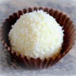 How to make Homemade Coconut Raffaello Balls