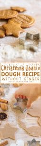 How to Make Best Christmas Cookie Dough Recipe without Ginger Recipe