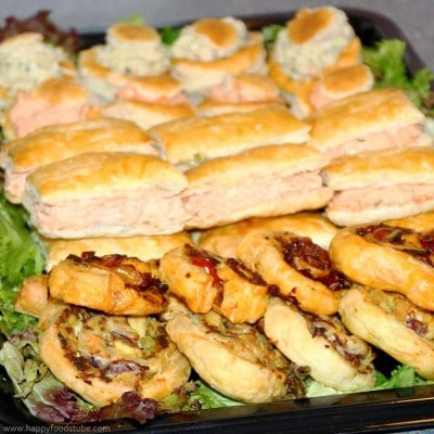 3 Simple Party Finger Food Canapé Ideas