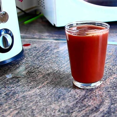 How to make Super Healthy Detox Vegetable Juice + Recipe