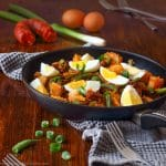 Spanish Chorizo Potato Salad