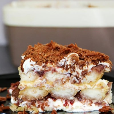 How to make a Tiramisu, Recipe with a Twist