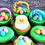 Super Simple Easter Cupcake Ideas