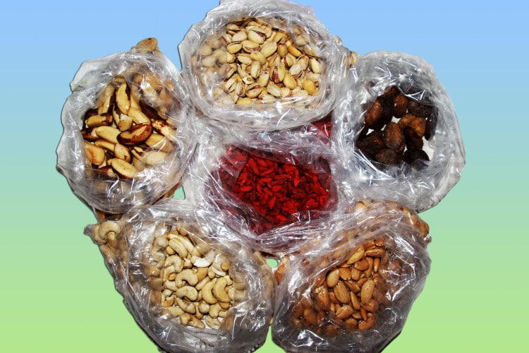 healthy snacking food picture