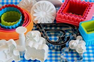 Fondant Sugar Paste Cutters