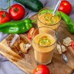 Tomato Gazpacho Soup Recipe