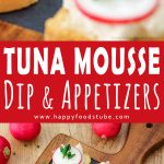 Tuna Mousse Dip and Appetizers Recipe Picture
