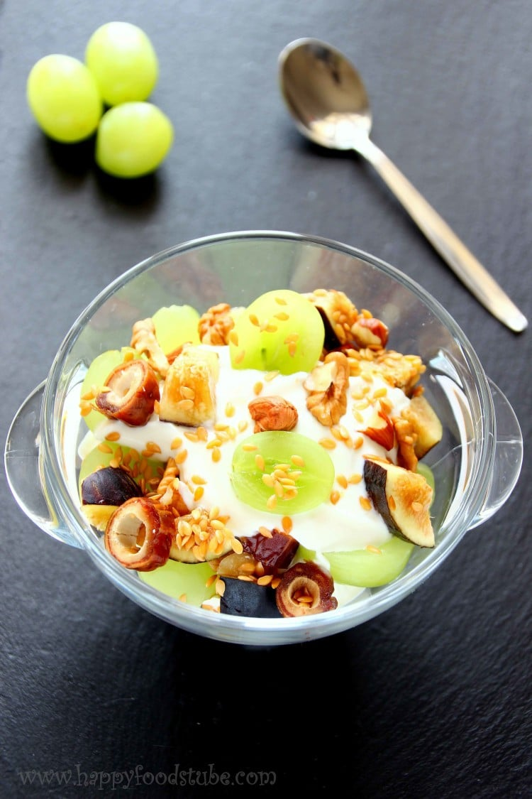 Healthy Breakfast Option | happyfoodstube.com
