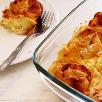 Banitsa – Traditional Bulgarian Food