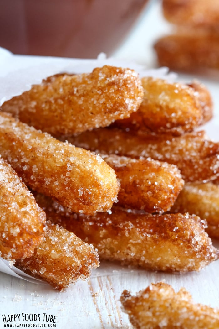 Homemade Churros Photo