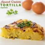 Spanish Omelette (Tortilla Española)