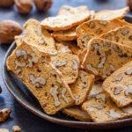 walnut Biscotti recipe