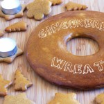 How to Bake a Gingerbread Advent Wreath
