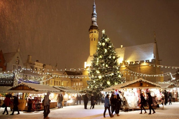 Christmas-Markets-Estonia-Tallinn