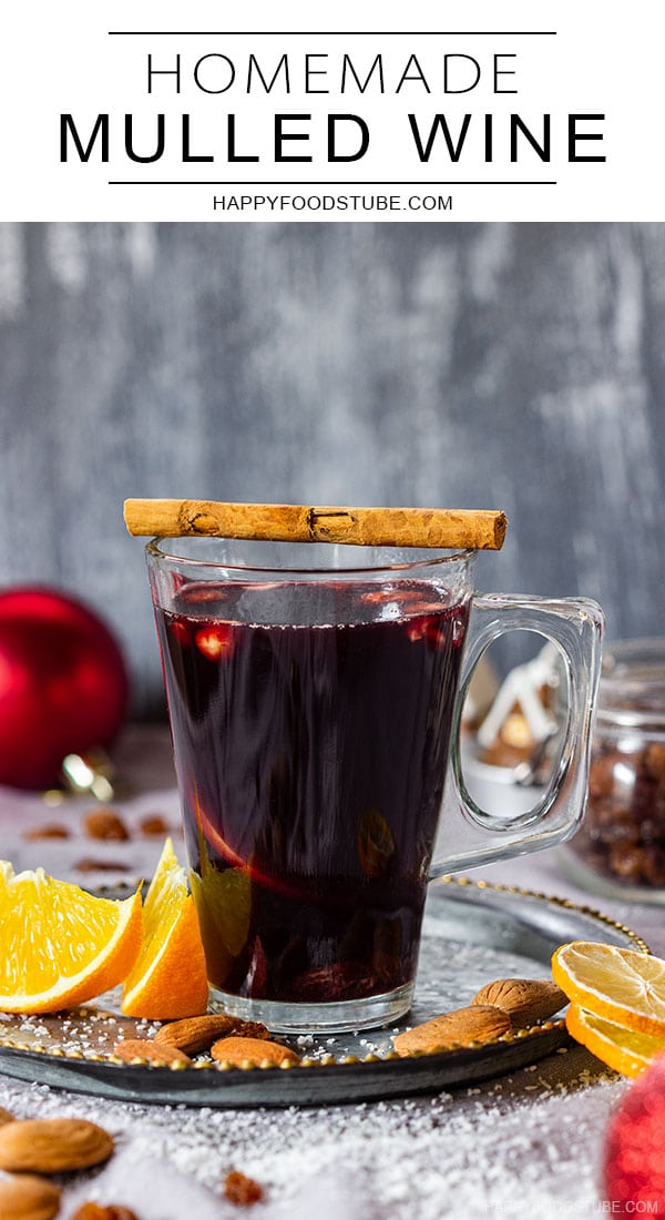 Mulled wine pin