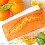 Orange Loaf Cake {Video}