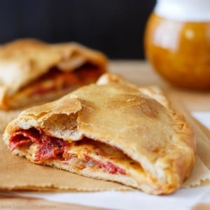 Calzone Pizza Slices