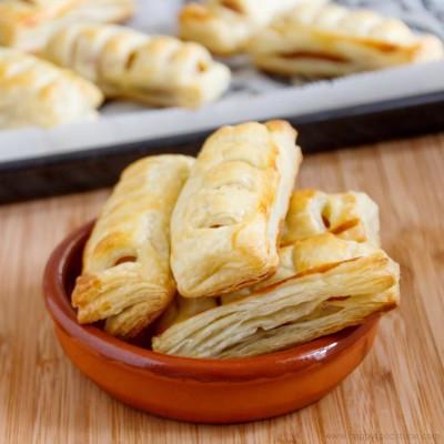 Frankfurters in Puff Pastry
