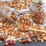 Super Healthy Homemade Granola