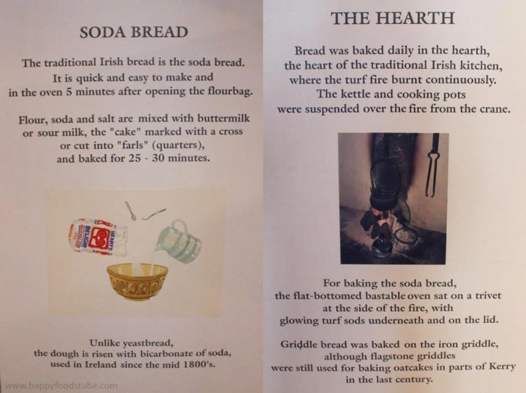 Irish brown soda bread - Blennerville Windmill History