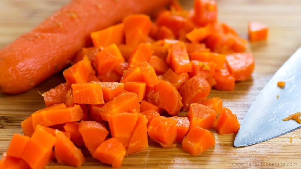 chopped carrots - photo #44