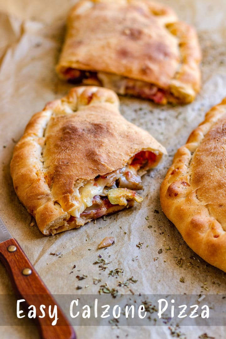 Calzone Pizza Pin