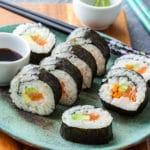 Easy to Make Homemade Sushi Recipe