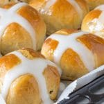 Delicious Hot Cross Buns (Video)