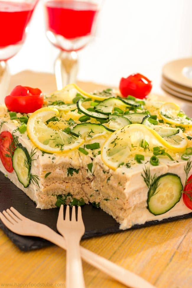 Easy Tuna Cake Recipe