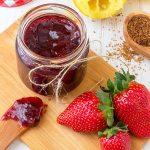 Easy Homemade Strawberry Jam Recipe