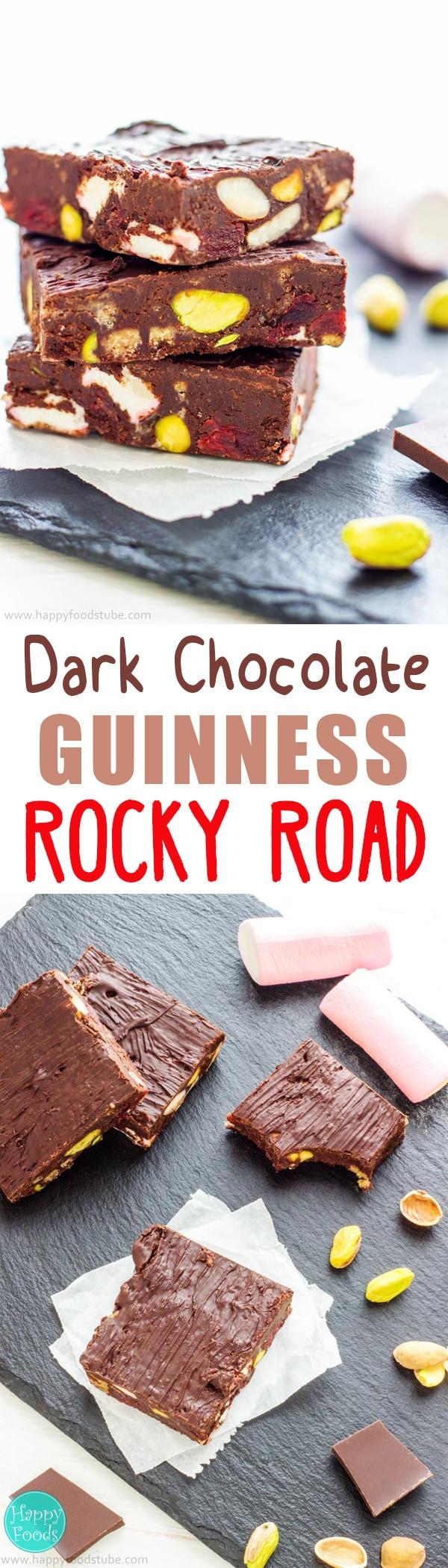 Chocolate Orange Guinness Cake Recipe