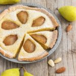 Rustic Pear Frangipane Tart {Video}