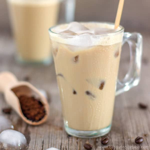 1-Minute Instant Iced Coffee