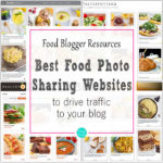 Best Food Photo Sharing Websites for Food Bloggers
