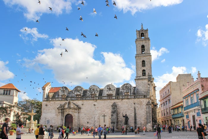 Cuba Havana City | happyfoodstube.com