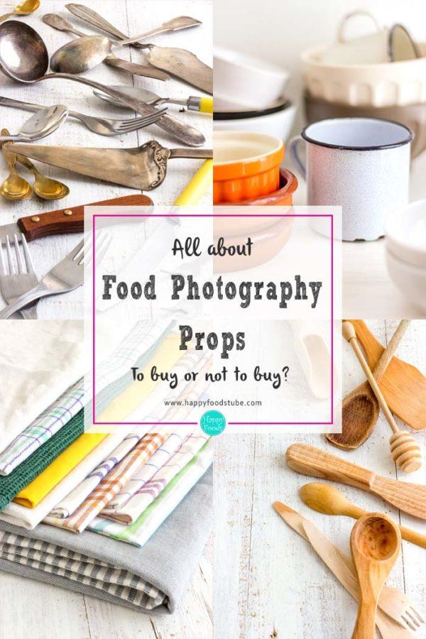 Best Food Photography Props | happyfoodstube.com