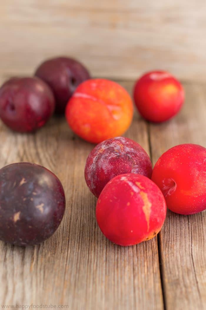 Homemade low sugar cinnamon plum jam happyfoods tube - Plum jam without sugar homemade taste and health ...