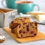 Irish Barmbrack Tea Cake