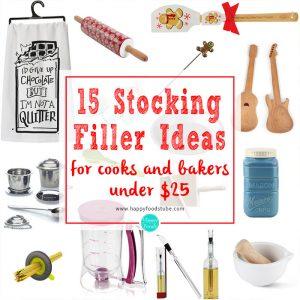 15 Christmas Stocking Filler Ideas   happyfoodstube.com
