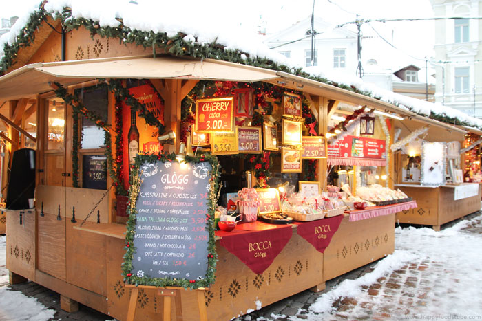 Tallinn, Estonia - Best Christmas markets in Europe | happyfoodstube.com