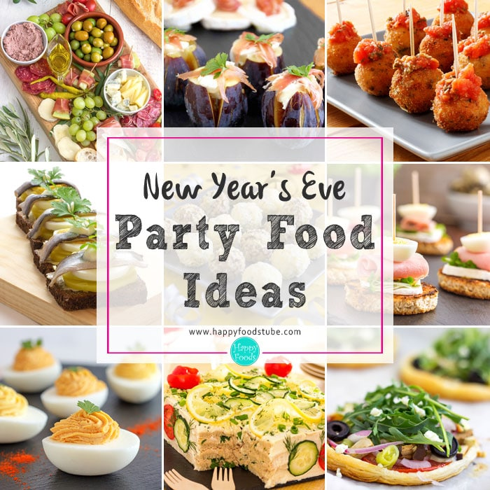 new years eve party food ideas happy foods tube. Black Bedroom Furniture Sets. Home Design Ideas