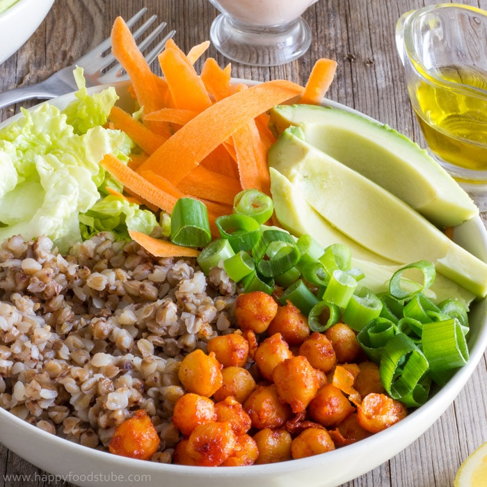 Nourishing Buddha Bowl Recipe